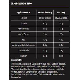 SiS Go - Nutrición deportiva - Mixed 5 x 40g Multicolor